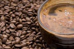 Cup Espresso stockfotos