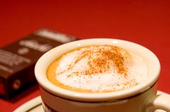 Cup Espresso lizenzfreie stockbilder