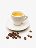 Cup of espresso Royalty Free Stock Image