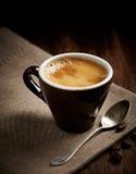 Cup of Espresso Stock Photos
