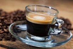 Cup of espresso Stock Photo