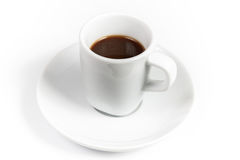 A cup of espresso Stock Photos