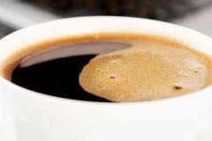 Cup Espressokaffee Lizenzfreies Stockfoto