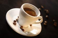 cup espresson arkivfoto