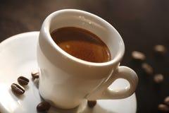 cup espresson royaltyfri bild