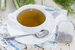 Cup of Fennel Tea Stock Photos