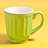 Cup of fine porcelain Royalty Free Stock Photography