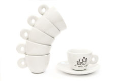 Cup For Coffee Royalty Free Stock Images