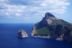 Cup Formentor Stock Photo