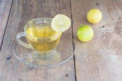 Cup gesunder Tee Stockfoto