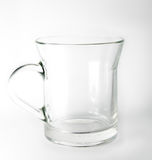 Cup glass Stock Photo
