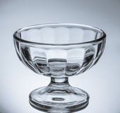 Cup glass is ware Royalty Free Stock Images