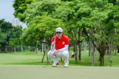 Cup 2016, golf du Roi en Thaïlande Photographie stock