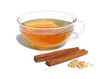 Сup of green tea Royalty Free Stock Image