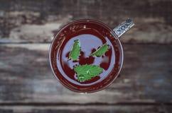 Green tea. royalty free stock photography