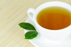 Cup of Healthy Tea Stock Images