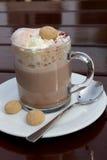 Cup heiße Schokolade Lizenzfreies Stockfoto