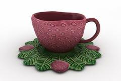 cup herbaty Zdjęcie Stock