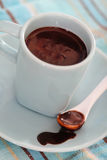 Cup of hot chocolate or cocoa Stock Photography