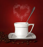 Cup Of Hot Drink Royalty Free Stock Images