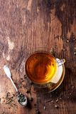 Cup of hot tea Stock Photo