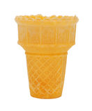 Cup for ice-cream Stock Photo