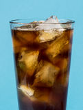 Cup of iced coffee Royalty Free Stock Images