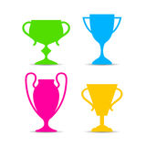 Cup icon Royalty Free Stock Photos