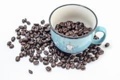 Cup kaffe Royaltyfria Foton