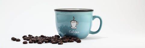Cup kaffe Royaltyfria Bilder