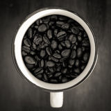 Cup kaffe Royaltyfri Fotografi