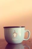 Cup kaffe Arkivfoto