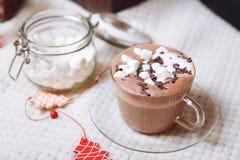 Cup Kakao Lizenzfreie Stockbilder