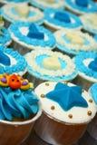 Cup-Kuchen Stockfoto