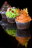 Cup-Kuchen Stockbilder