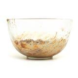 Cup-Kuchen-Mischung Stockbild