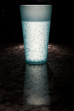 Cup looks as though it's glowing from inside Royalty Free Stock Photos