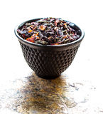 Cup Of Loose Leaf Stock Photography
