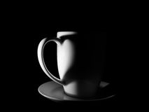 Cup of Love Stock Images
