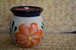 cup Mexikanisches Handwerk Stockfotografie