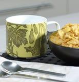 Cup mit Getreide Lizenzfreie Stockfotografie