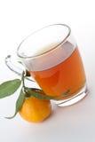 Cup mit Tee Stockbild