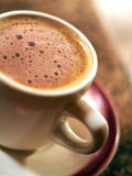 Cup of Mocha Stock Image