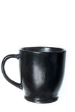 Cup or mug for coffee, tea or any hot beverage Stock Photos