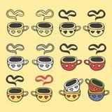 Cup (mug) of hot drink (coffee, tea etc) Royalty Free Stock Photo