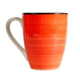 Cup or mug isolated Royalty Free Stock Photography