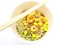 CUP NOODLES Stock Images