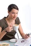 Cup o' coffee Stock Photos