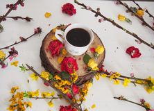 Free Cup Of Black Coffee Royalty Free Stock Photography - 70079897