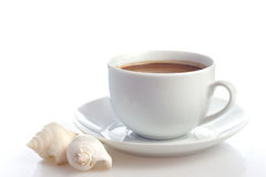 Free Cup Of Coffe Stock Photography - 10465602